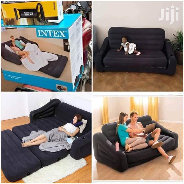 Intex Inflatable Sofa/ Bed