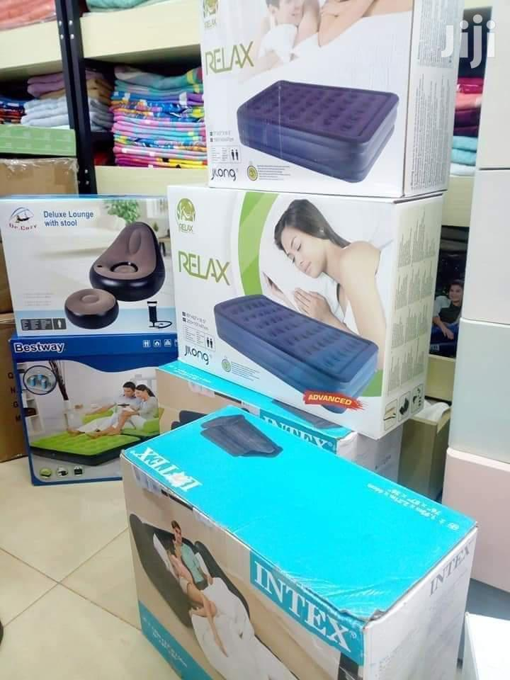 Intex Inflatable Sofa/ Bed   Furniture for sale in Kampala, Central Region, Uganda