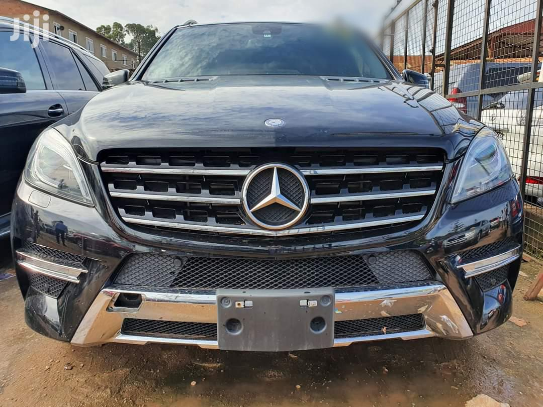 Mercedes-Benz M Class 2013 Black | Cars for sale in Kampala, Central Region, Uganda