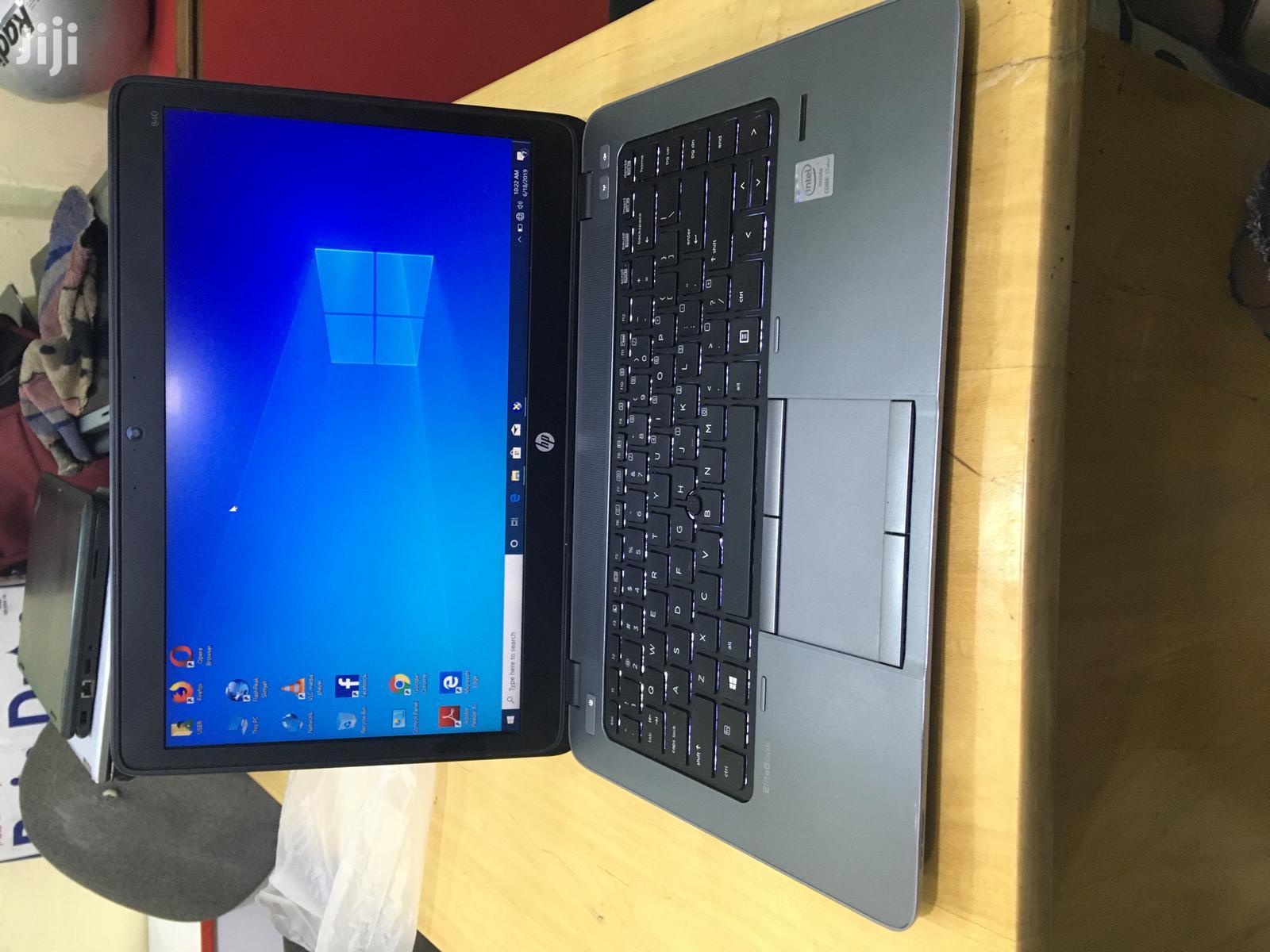 Laptop HP EliteBook 840 G1 4GB Intel Core I7 HDD 750GB | Laptops & Computers for sale in Kampala, Central Region, Uganda