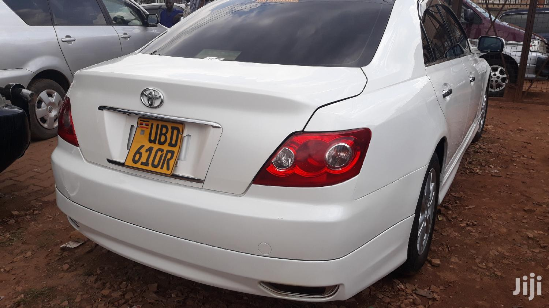Toyota Mark X 2007 White