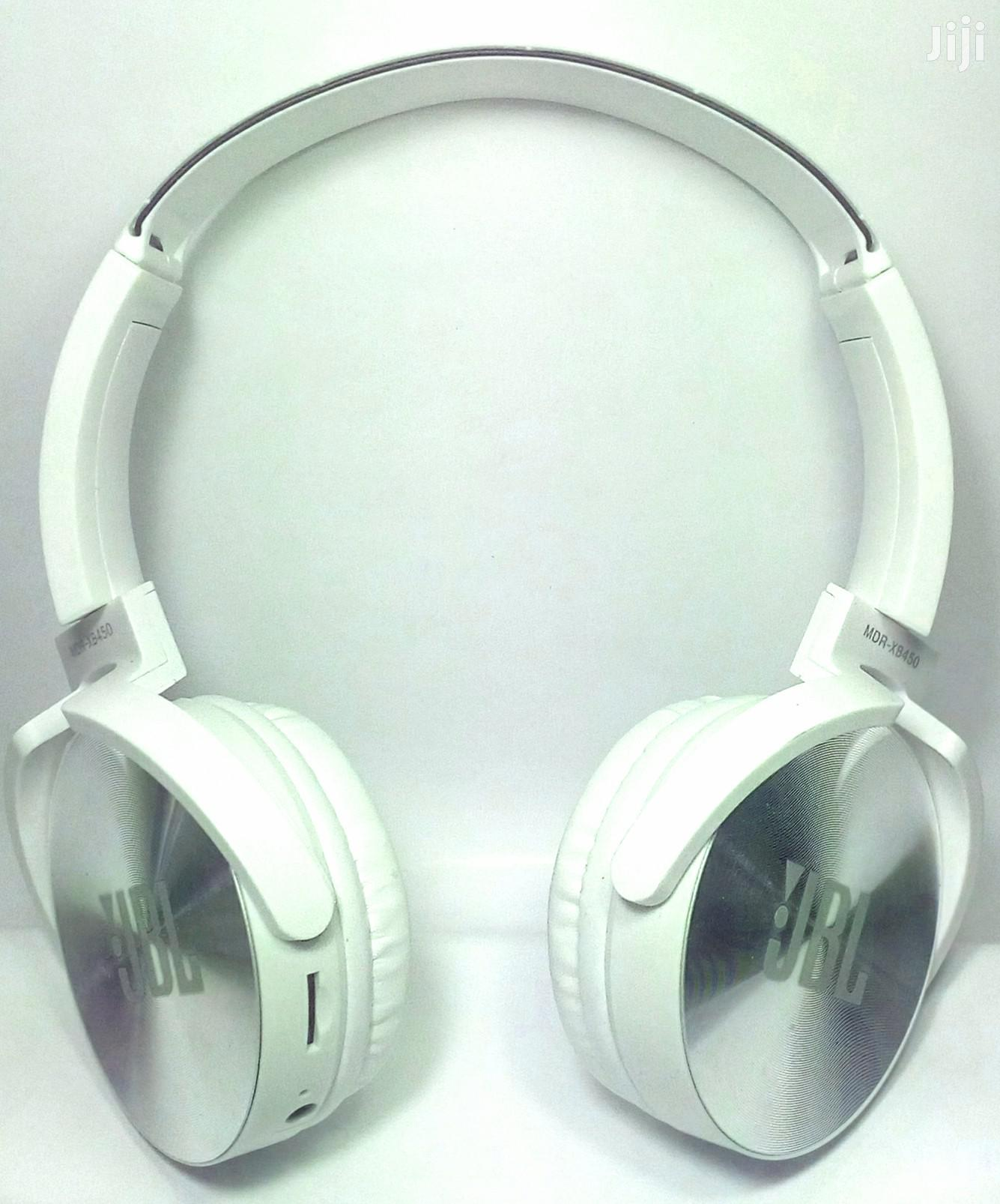 JBL Wireless Headphones - Gray | Headphones for sale in Kampala, Central Region, Uganda
