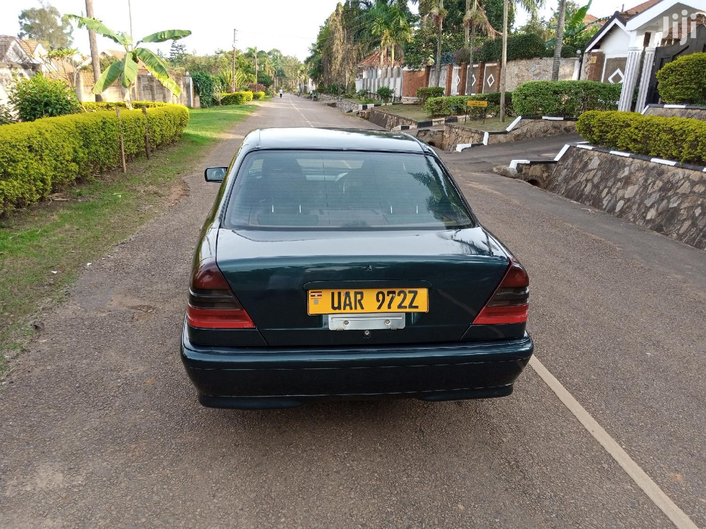 Mercedes-Benz C200 1999 Green