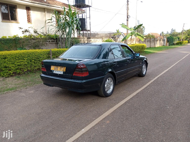 Mercedes-Benz C200 1999 Green | Cars for sale in Kampala, Central Region, Uganda