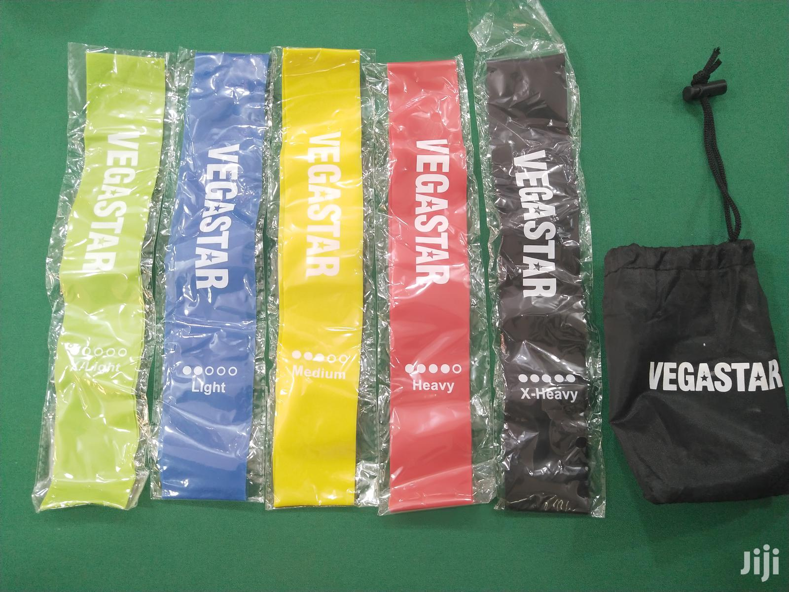 Resistance Bands For Gym And Workout | Sports Equipment for sale in Kampala, Central Region, Uganda
