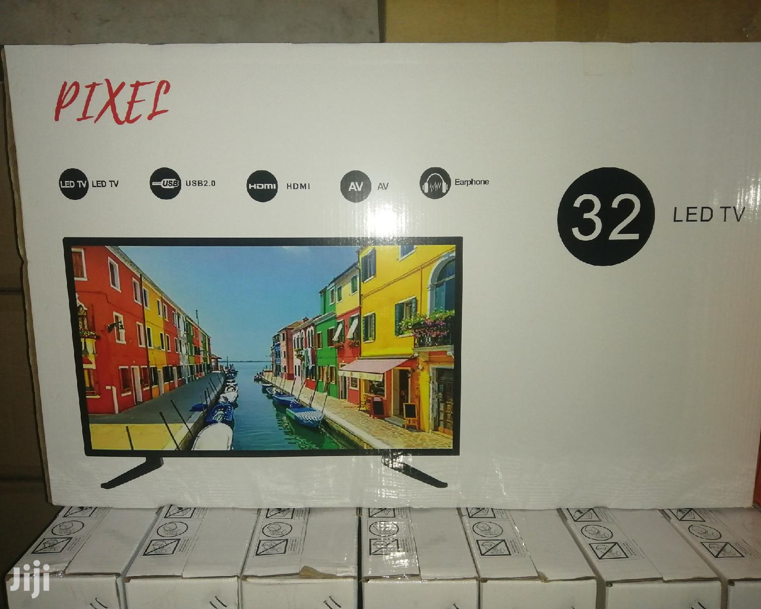 Pixel 32 Inch Digital HDTV With Delivery