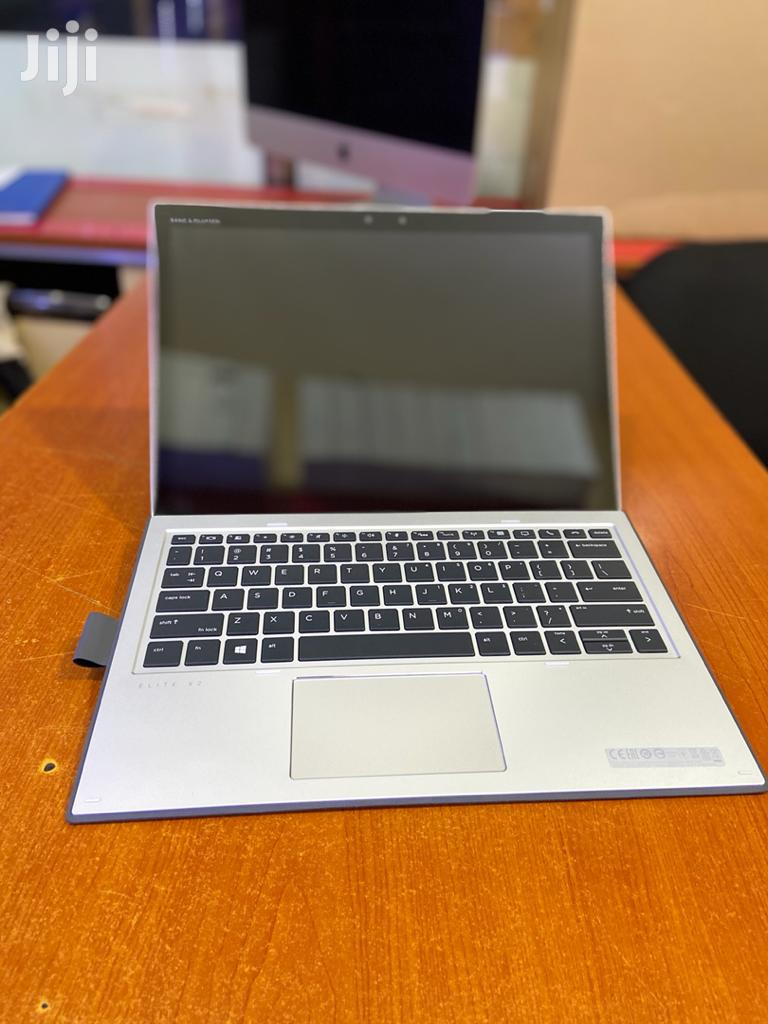 Laptop HP Elite X2 1012 4GB Intel Core i5 SSD 256GB   Laptops & Computers for sale in Kampala, Central Region, Uganda