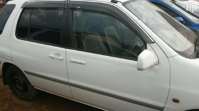 Toyota Raum 1999 White   Cars for sale in Kampala, Central Region, Uganda