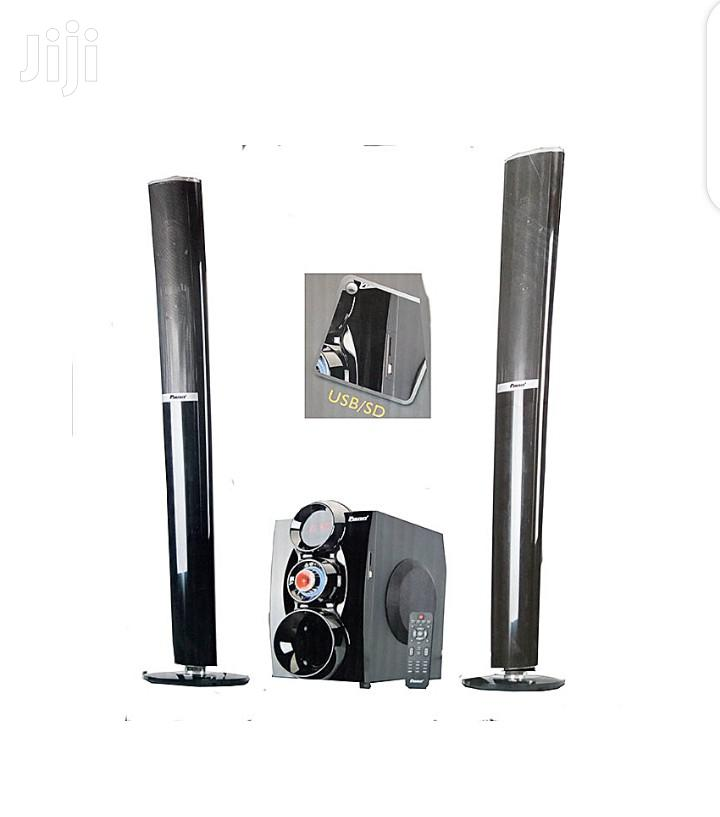 Multimedia Wireless Home Theater System