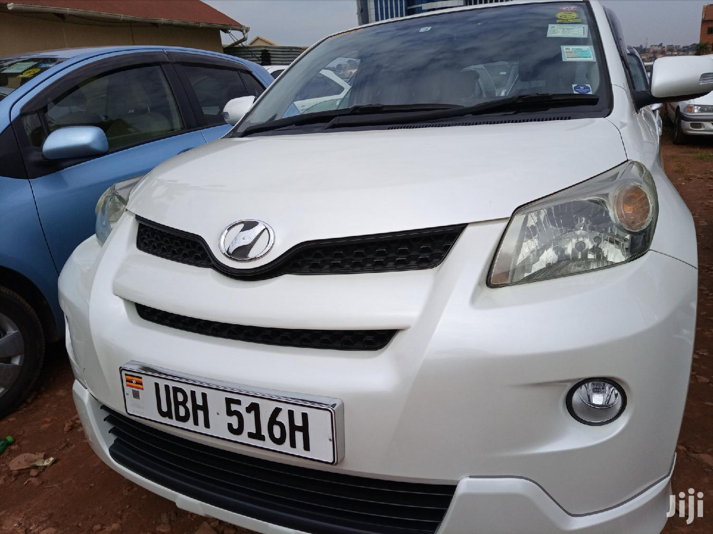 Toyota IST 2008 White   Cars for sale in Kampala, Central Region, Uganda