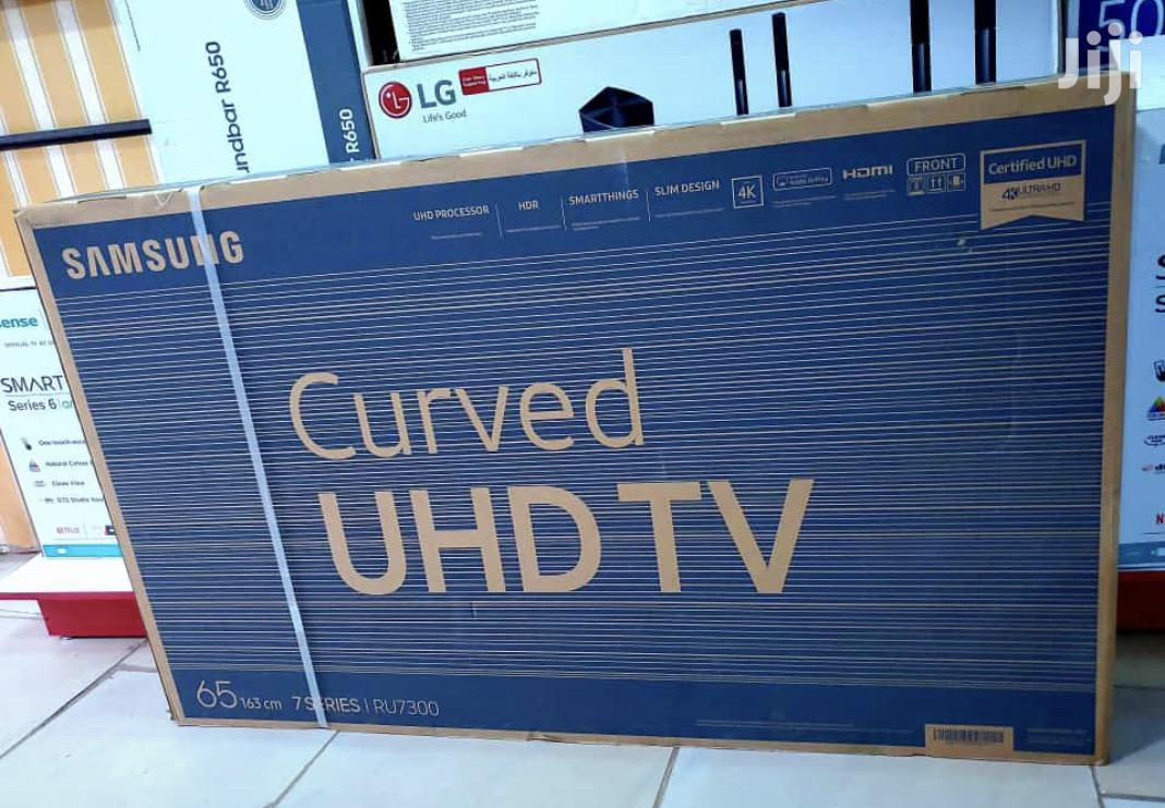 65inches Samsung Curve