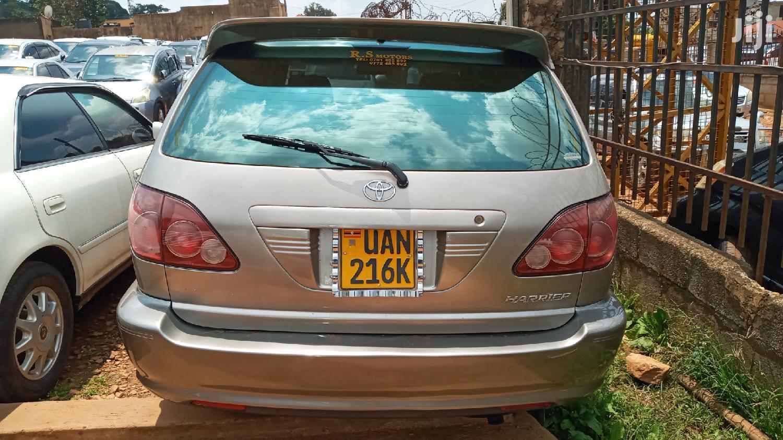 Toyota Harrier 1998 Gold | Cars for sale in Kampala, Central Region, Uganda