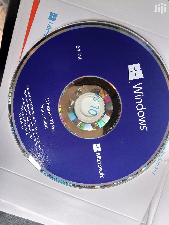 Original Microsoft Windows Installation. | Computer Accessories  for sale in Kampala, Central Region, Uganda
