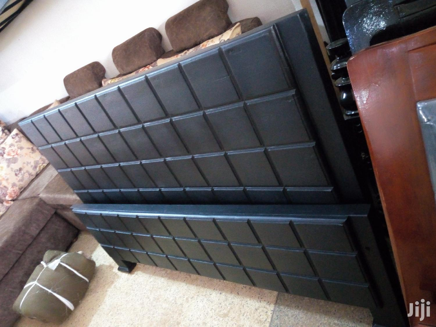 Mega Bed 5 by 6 Black in Colour