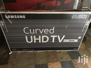 """Samsung 55""""Curved Uhd Smart Tv   TV & DVD Equipment for sale in Central Region, Kampala"""