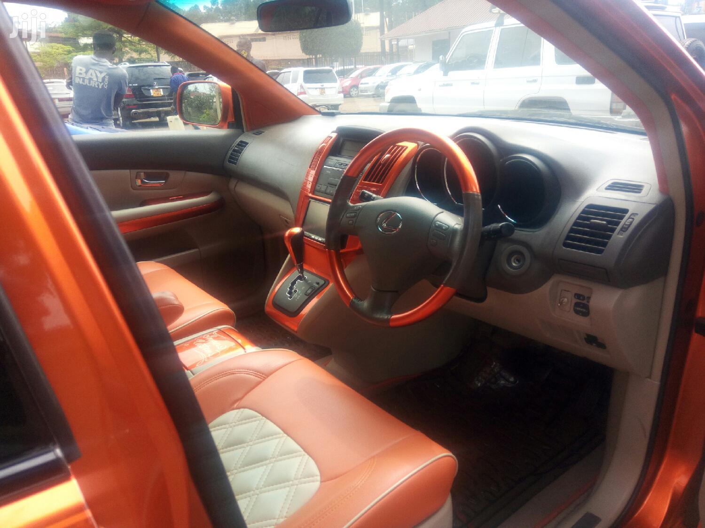 Toyota Harrier 2007 Orange | Cars for sale in Kampala, Central Region, Uganda
