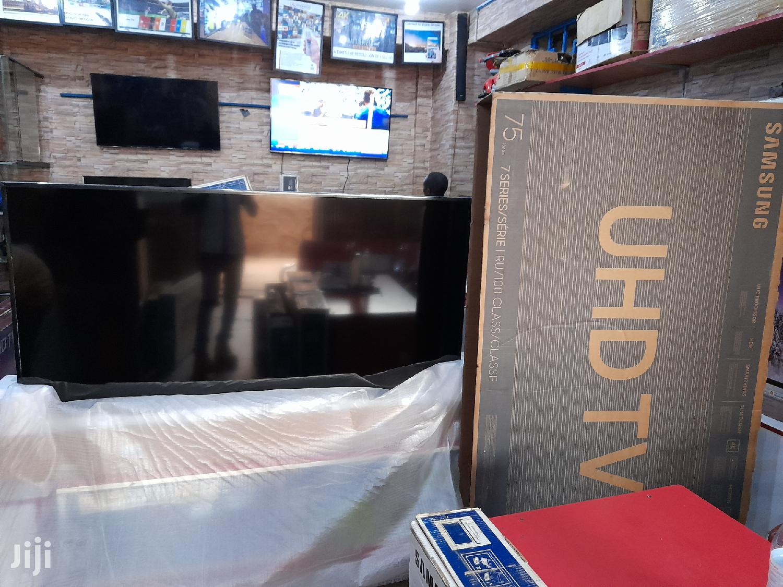 Samsung 75 Inch Smart 4K UHD Flat LED Tvs. Brand New Boxed