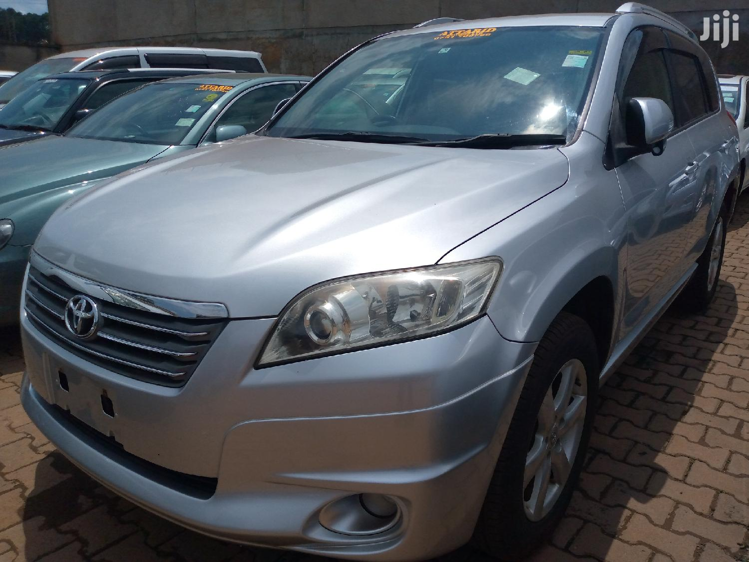 Toyota Vanguard 2008 Silver | Cars for sale in Kampala, Central Region, Uganda