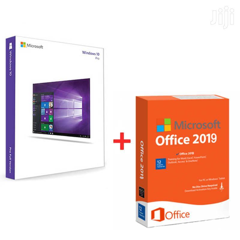 Archive: Windows 10 + Office 19