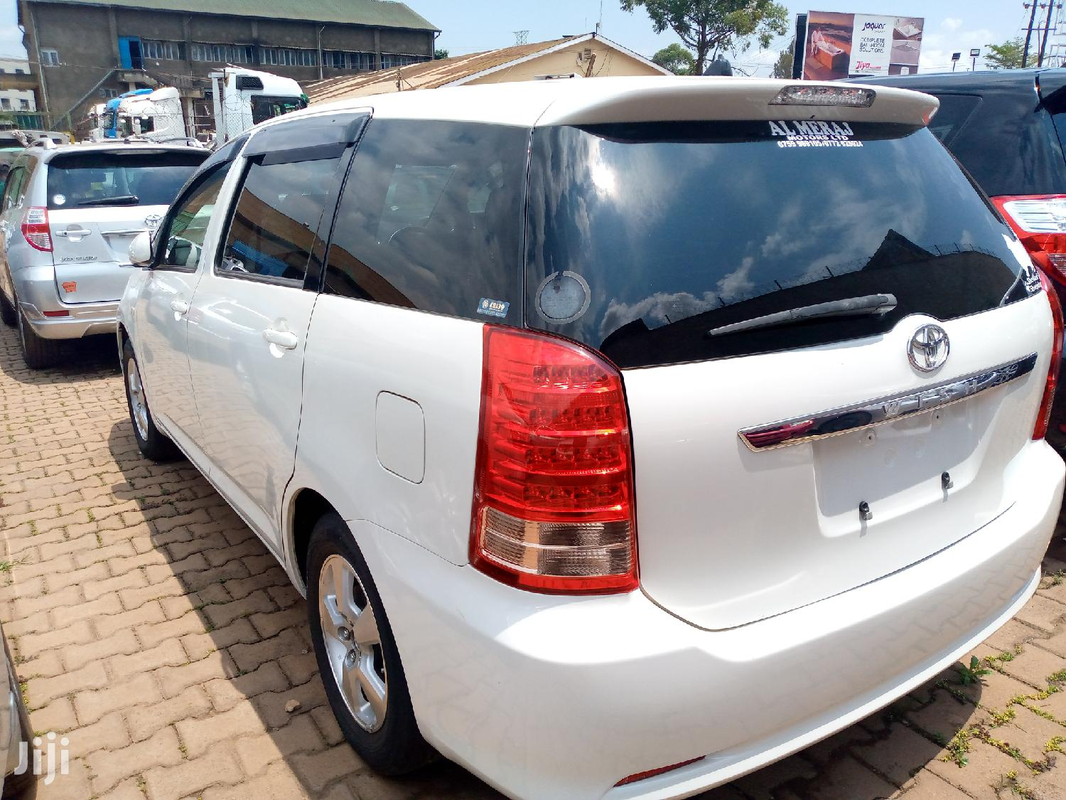 Toyota Wish 2006 White