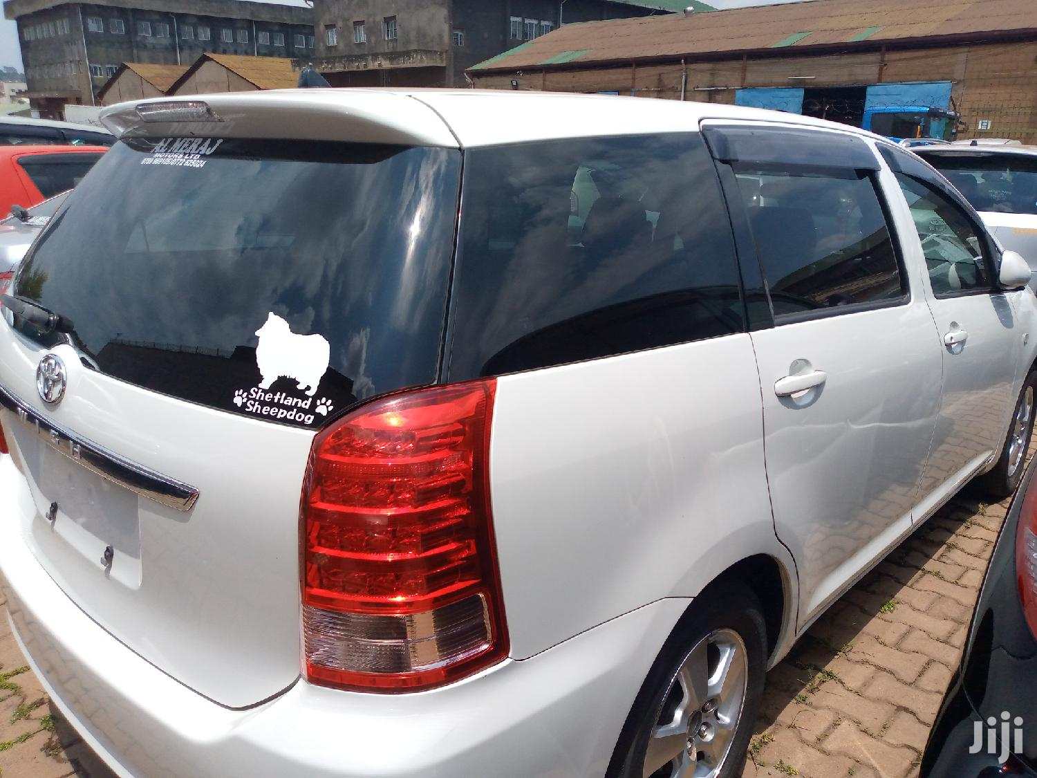 Toyota Wish 2006 White | Cars for sale in Kampala, Central Region, Uganda