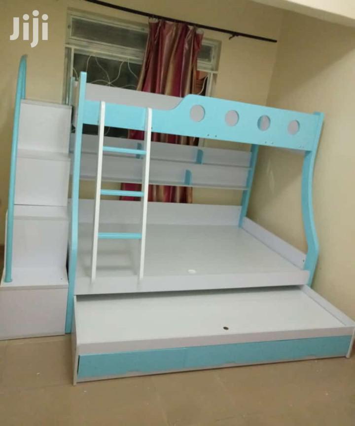 Children Double Decker Bed