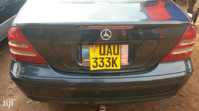 Mercedes-Benz C200 2000 Black | Cars for sale in Kampala, Central Region, Uganda