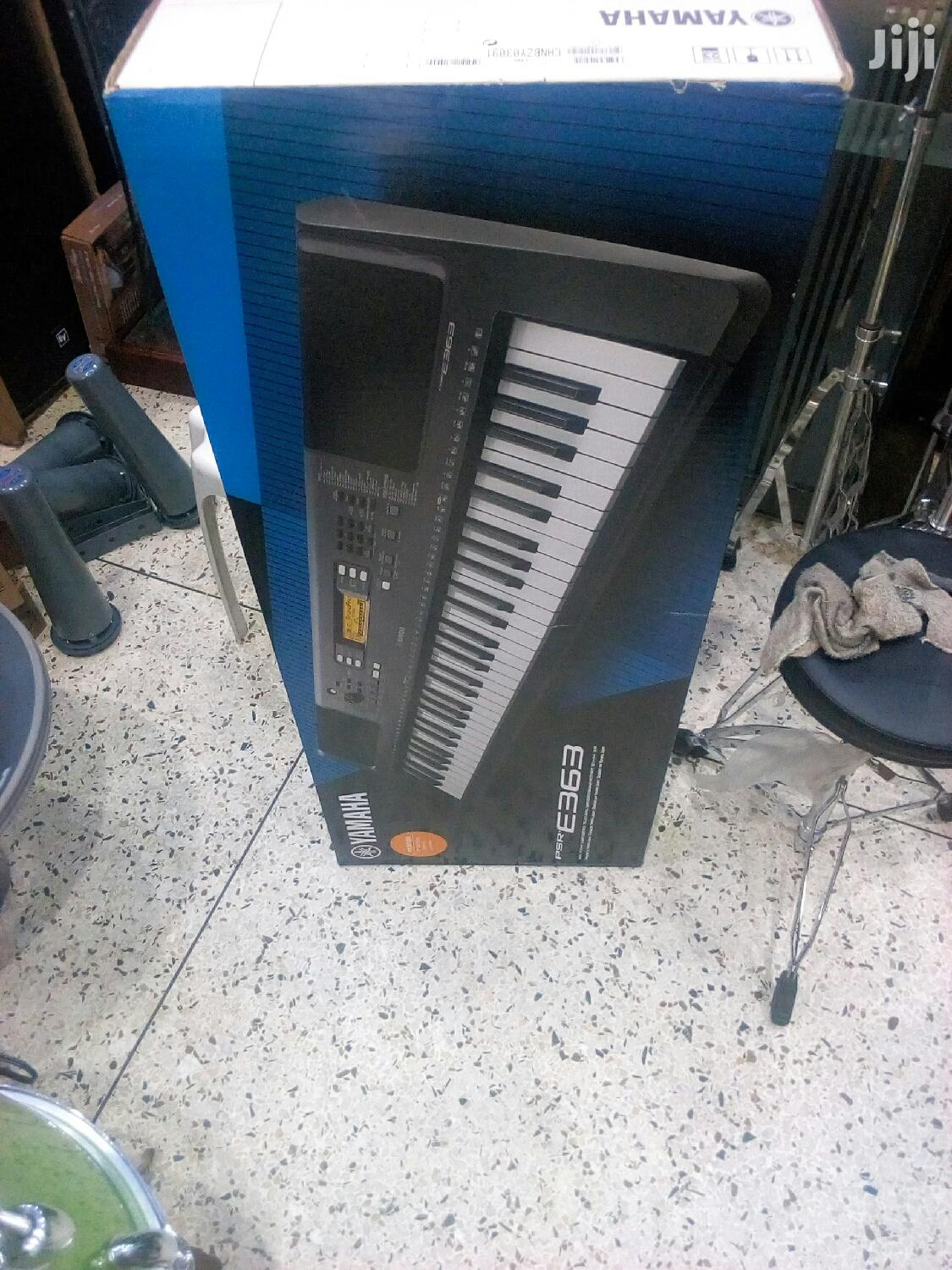 Keyboard Psr363 | Audio & Music Equipment for sale in Kampala, Central Region, Uganda