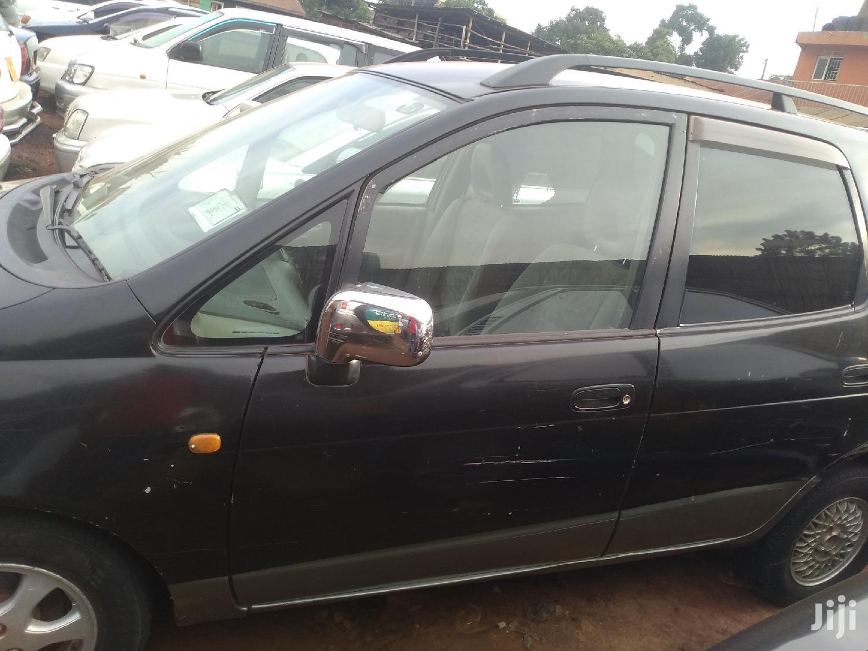 Toyota Spacio 1997 Black | Cars for sale in Kampala, Central Region, Uganda