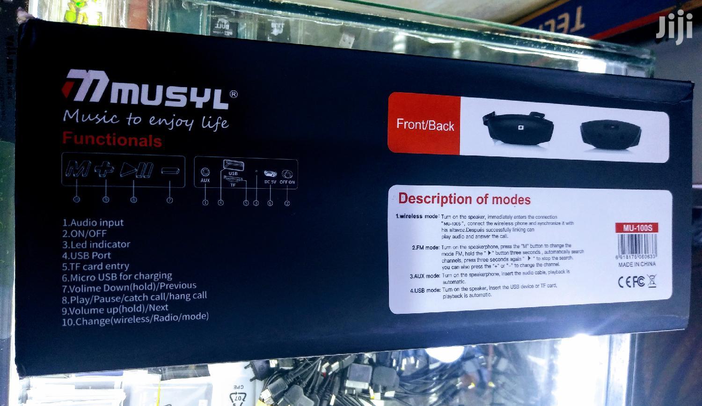 Super Bass Wireless Speaker   Audio & Music Equipment for sale in Kampala, Central Region, Uganda