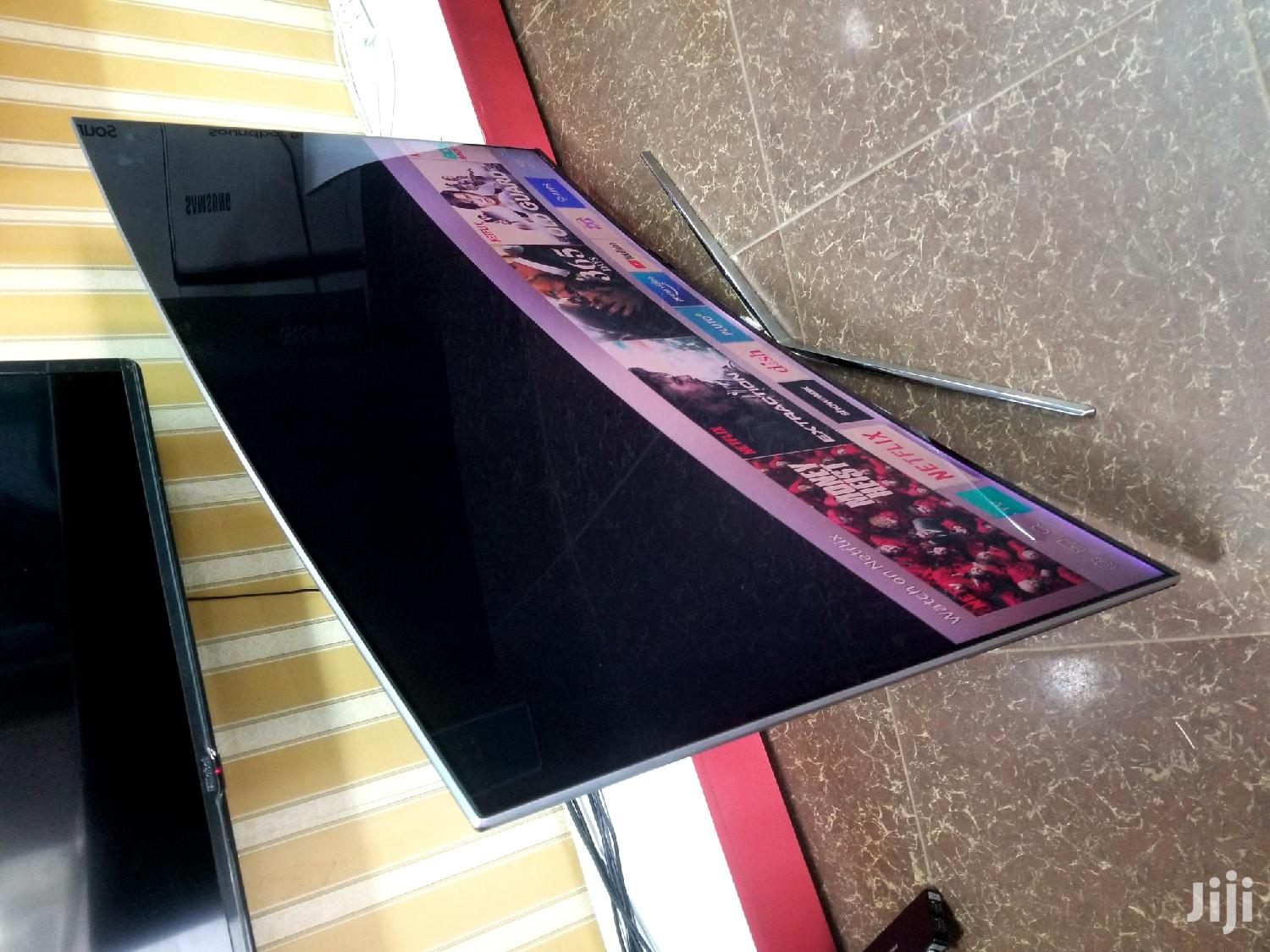 55inches QLED Series 9 Curved Samsung