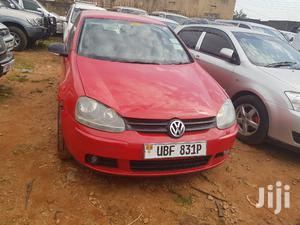 Volkswagen Golf 2007 Red | Cars for sale in Central Region, Kampala