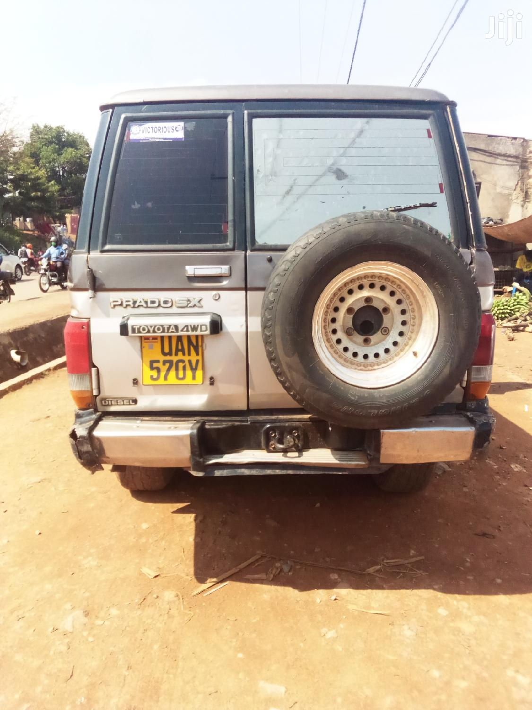 Toyota Land Cruiser Prado 1998 Brown | Cars for sale in Kampala, Central Region, Uganda