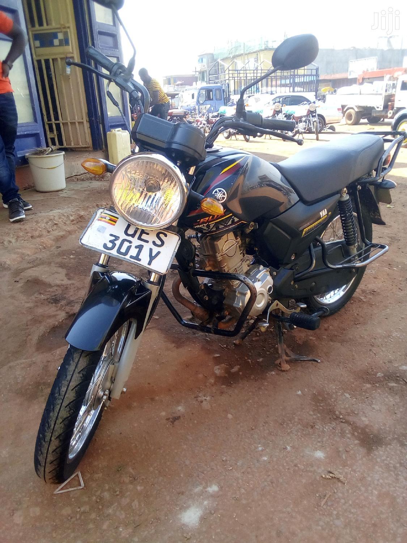 Yamaha Crux 2019 Black