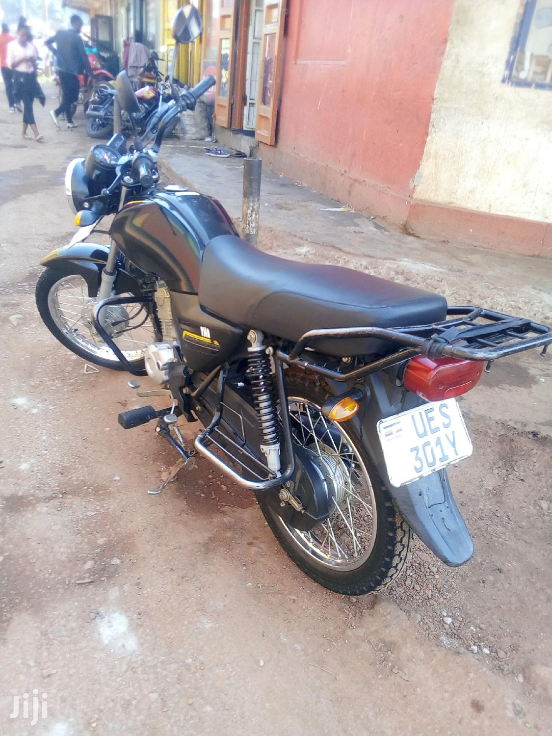 Yamaha Crux 2019 Black | Motorcycles & Scooters for sale in Kampala, Central Region, Uganda