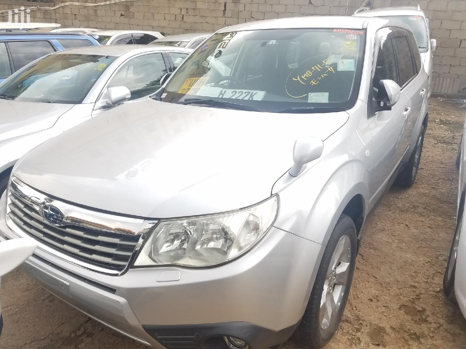 Subaru Forester 2008 Silver | Cars for sale in Kampala, Central Region, Uganda