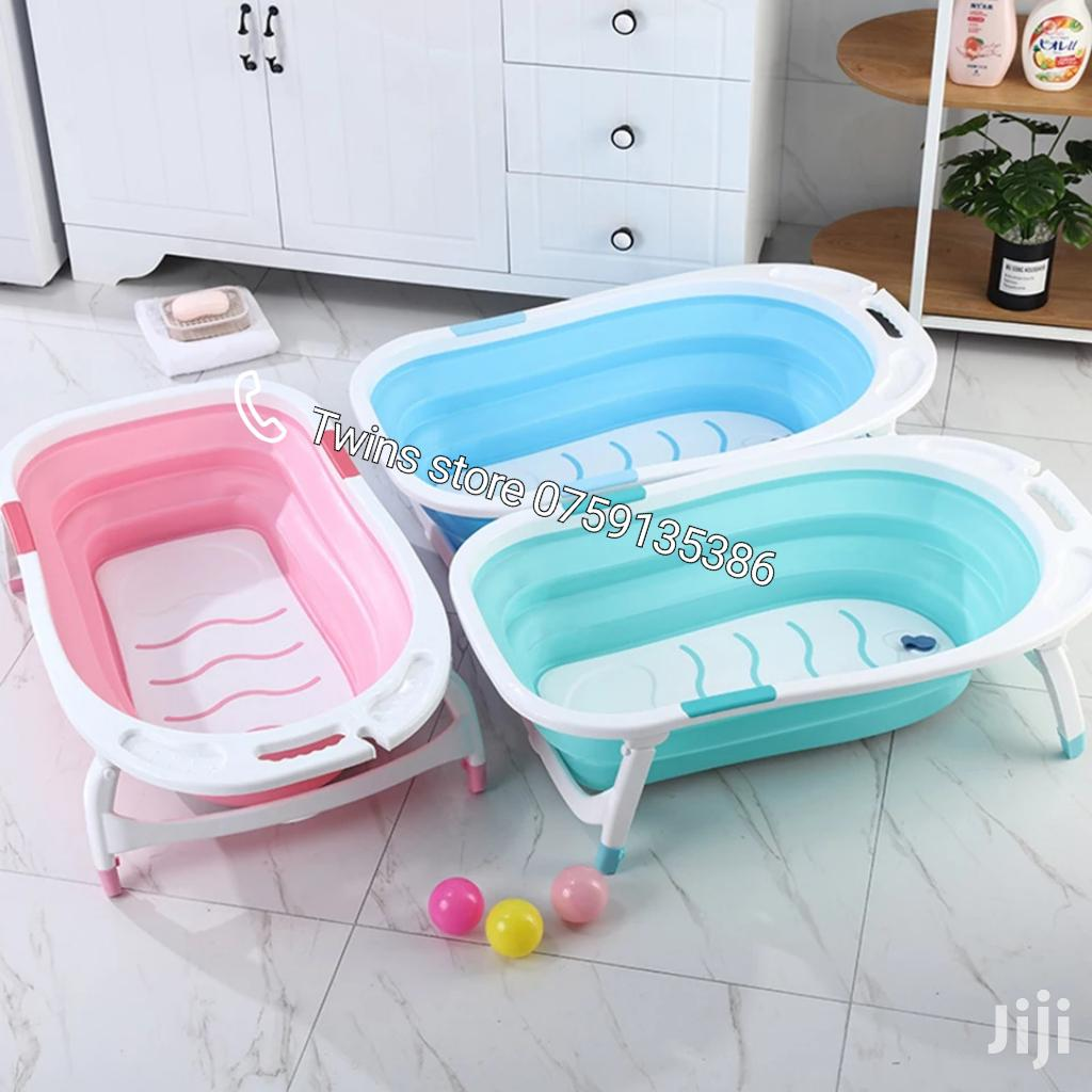 Baby To Kids Foldable Basin
