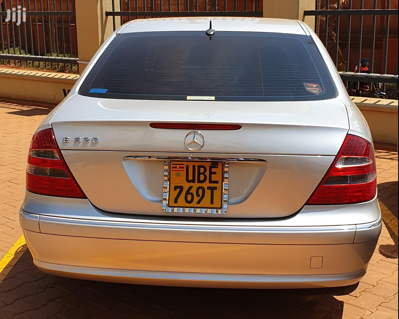 Mercedes-Benz E240 2006 Silver | Cars for sale in Kampala, Central Region, Uganda
