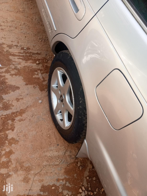 Archive: Toyota Corolla 1995 Silver