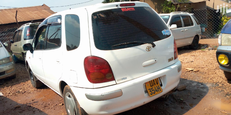 Toyota Spacio 1999 White