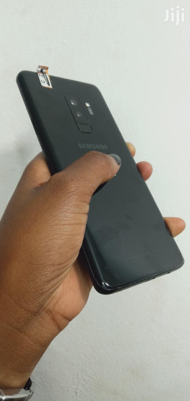 Samsung Galaxy S9 Plus 64 GB Black