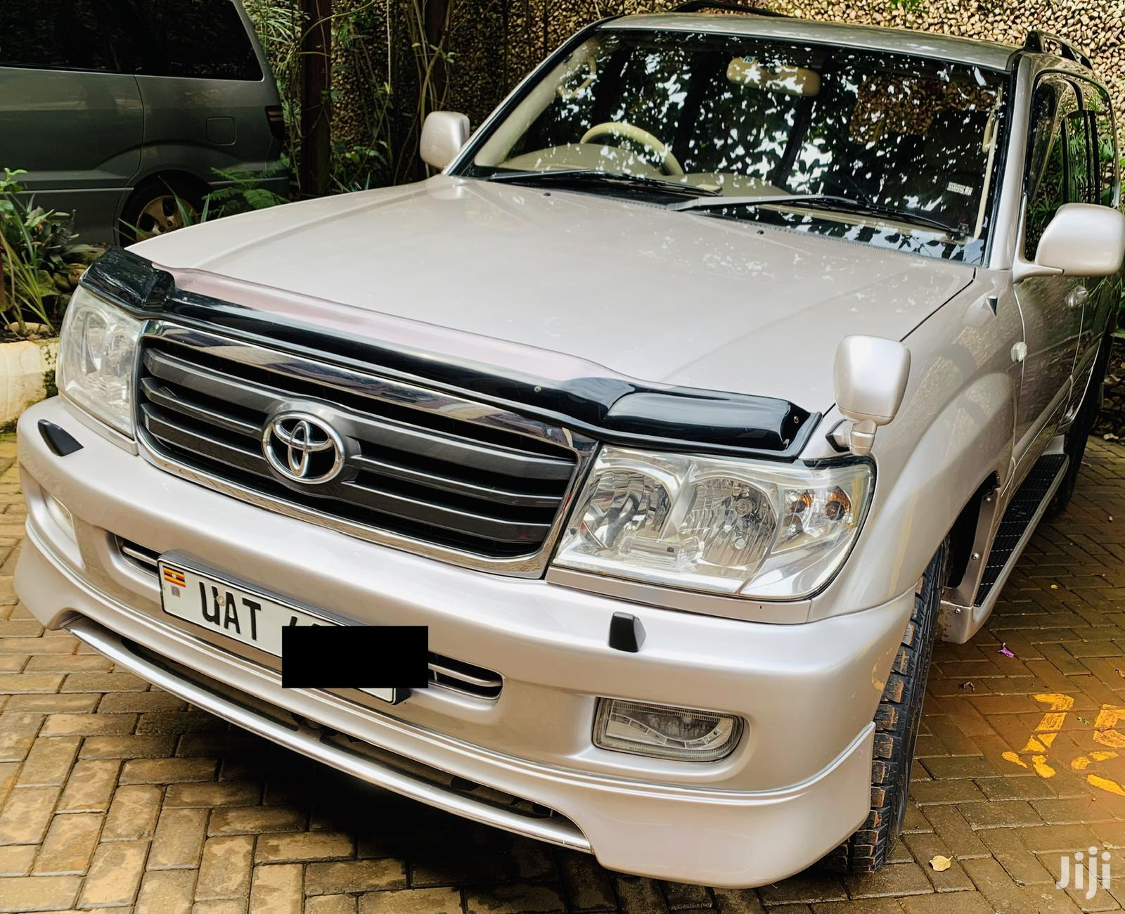 Archive: Toyota Land Cruiser 2006 Silver