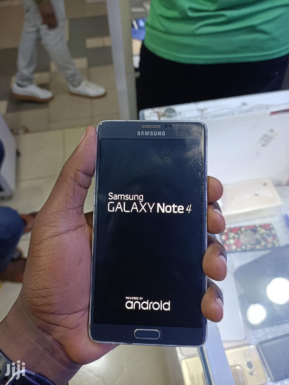 Samsung Galaxy Note 4 32 GB Black | Mobile Phones for sale in Kampala, Central Region, Uganda