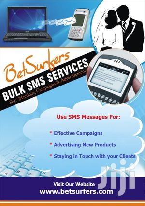 Bulk SMS Advertising   Computer & IT Services for sale in Central Region, Kampala