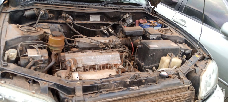 Archive: Toyota RAV4 1998 Cabriolet Black