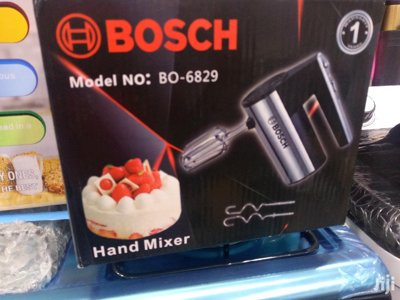 Bosch Powerful Hand Mixer Made In German