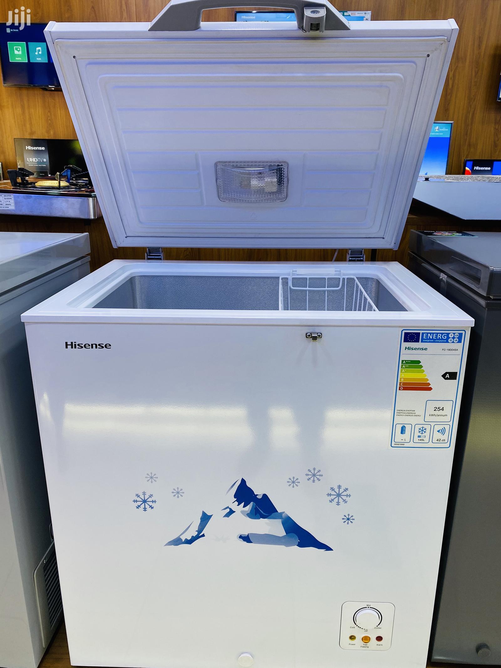 190litres Hisense Chest Freezer