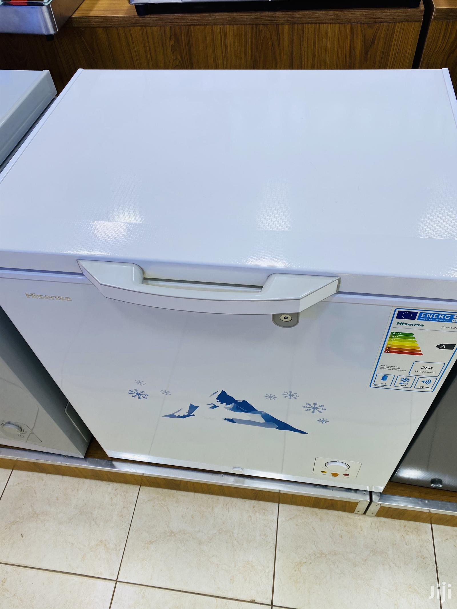 190litres Hisense Chest Freezer | Kitchen Appliances for sale in Kampala, Central Region, Uganda