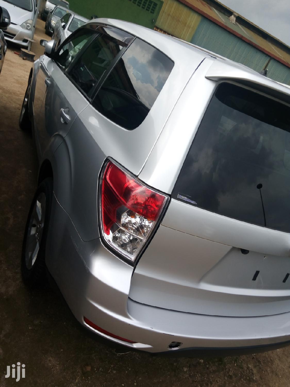 New Subaru Forester 2.0 X Comfort 2008 Silver | Cars for sale in Kampala, Central Region, Uganda