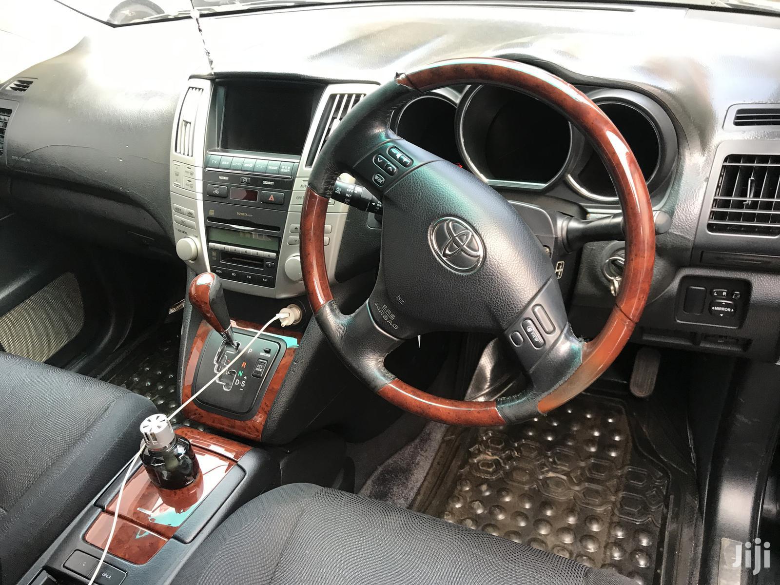 Toyota Harrier 2005 Black | Cars for sale in Kampala, Central Region, Uganda